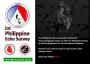 1st Philippine Echo Survey