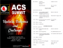 ACS Summit 2016