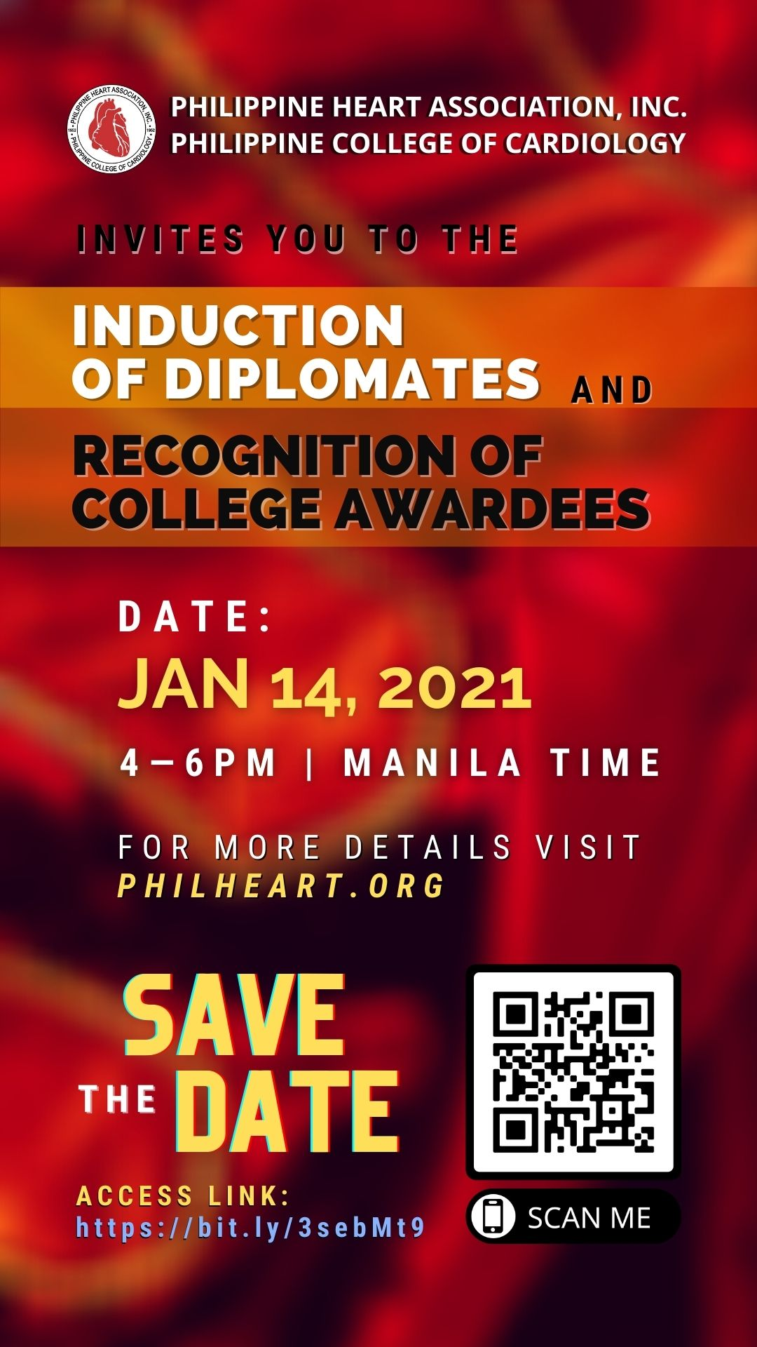 Induction of Diplomates & Recognition of College Awardees 2021