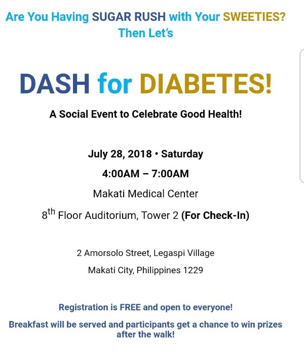 DashforDiabetes