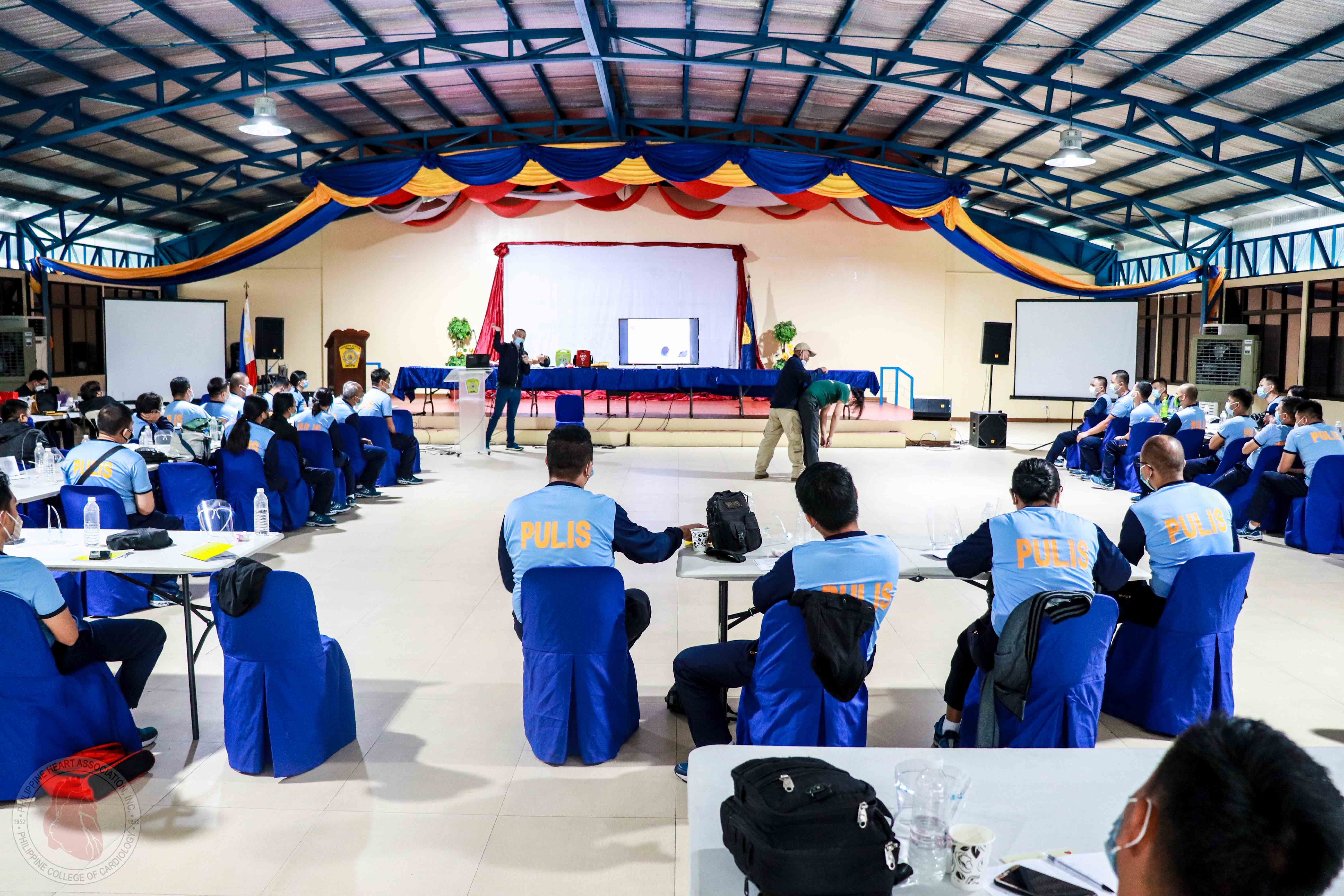 PHA beefs up PNP NCRPO's CPR program