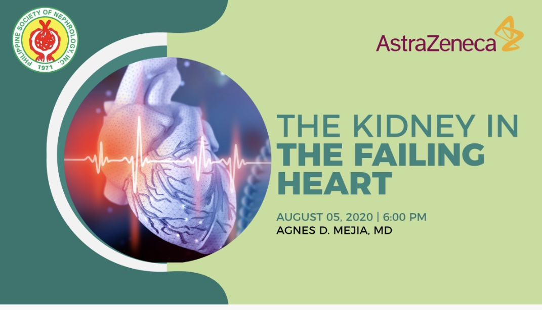 PSN websession on kidney and heart